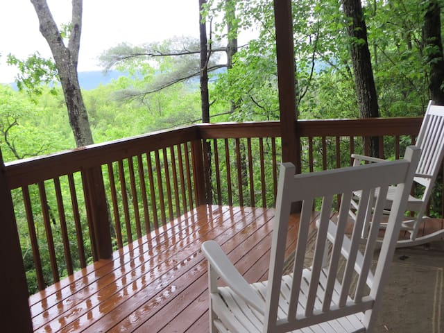Private Entrance & Incredible View - Fletcher - บ้าน