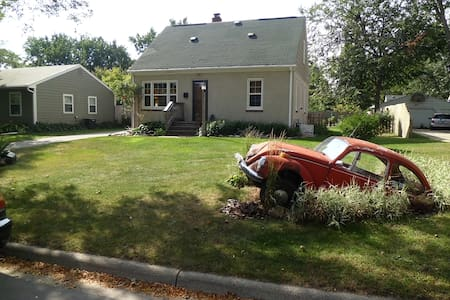 "Ginger Bug House ""Retro Room"" by airport"