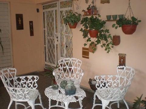 Habitación Casa Cuba, Nuevo Vedado