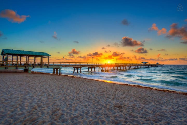 Steps to Sand & Services #1 - Self Catering Condo - Fort Lauderdale - Appartement