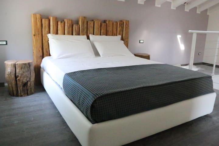 Appartamento con 2 camere e 2 bagni CONVIVIUM