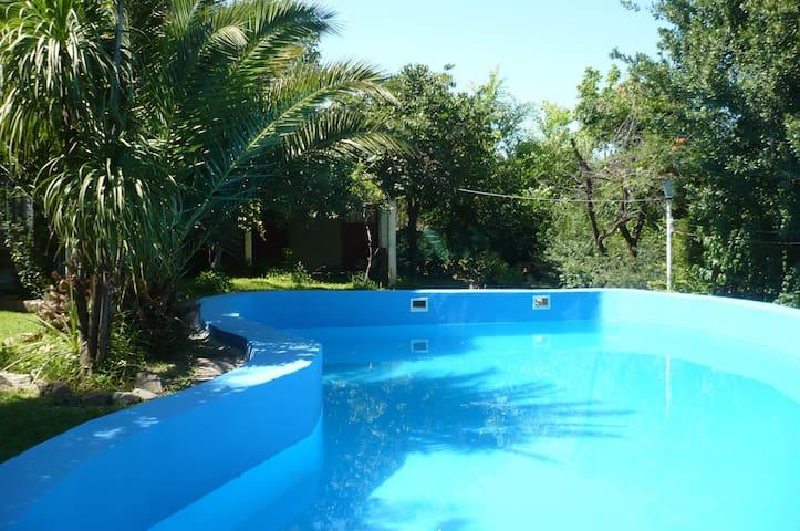 Vacaciones en las sierras de Córdoba - Bialet Massé - Casa