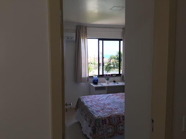 Vista do quarto (I)