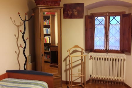 Comfy single bedroom, free park, near Florence - Lastra a Signa