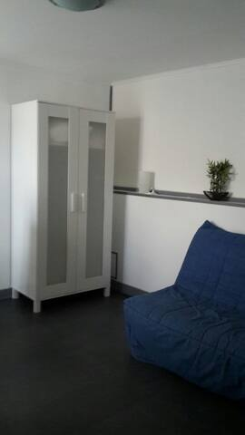 Studio lumineux centre ville - Briare - Appartement