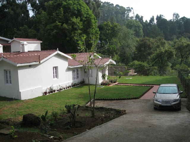 Woodstock Cottage In The Hills, Kodaikanal