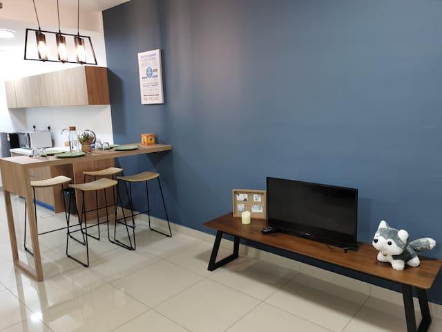 Ja Studio|Trefoil Setia Alam, Setia City Mall