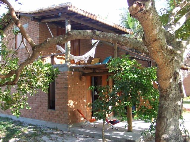 MAISON DES ARBRES BAHIA BRESIL - Santa Cruz Cabralia - Talo