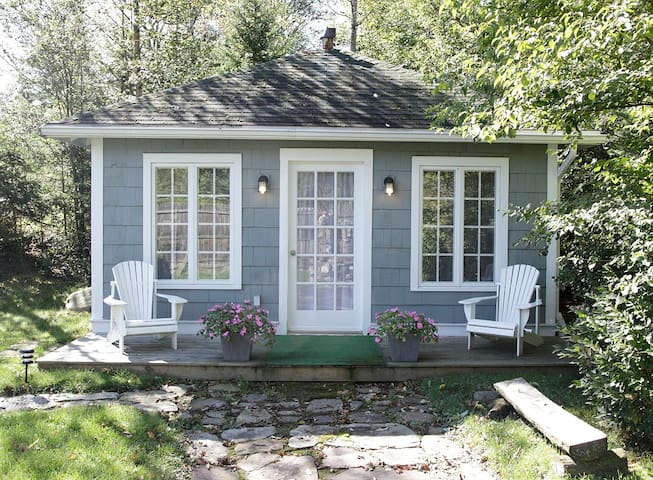 GO-Cottage, Studio Bungalow Cottage - Lake Placid - Casa