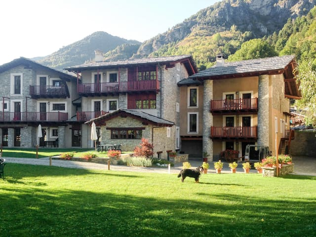 Apartment Residence Torinetto for 4 persons