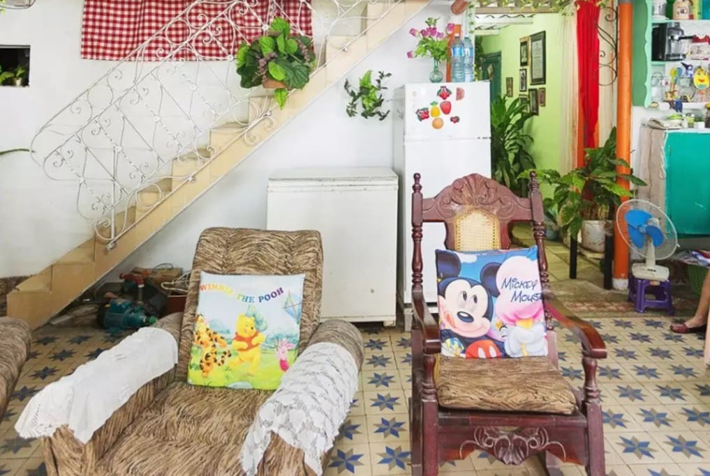 Carmen's casa has what is truly one of the best locations in Havana. . . and yet that is still somehow surpassed by her warm, generous, welcoming approach to hosting.  ~Angelique~
