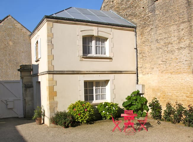 XIXth century charming little house - Langrune-sur-Mer