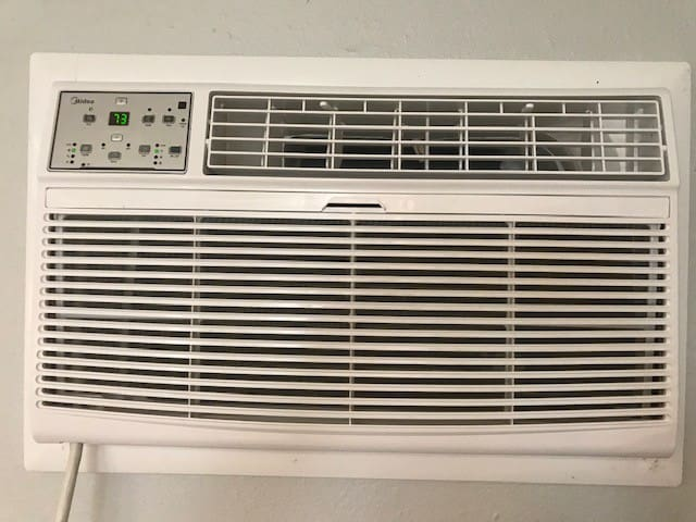 Wall mount Heat and AC.