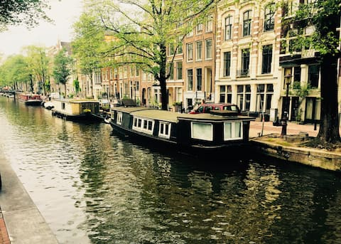 Canal Boat City Center