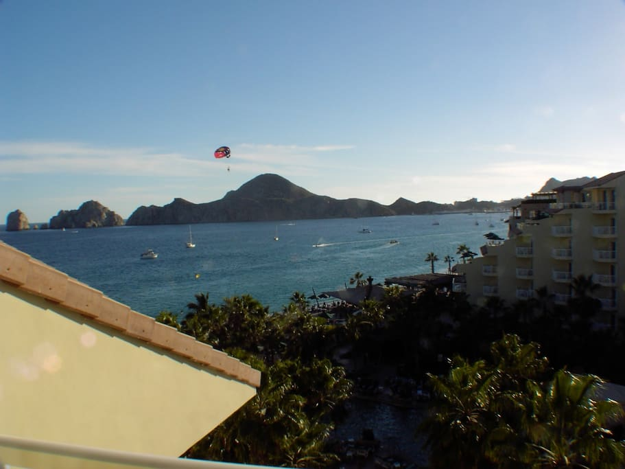 View from VDP Cabo suite balcony