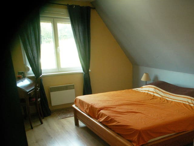 39 Euros Chambres 4 personnes