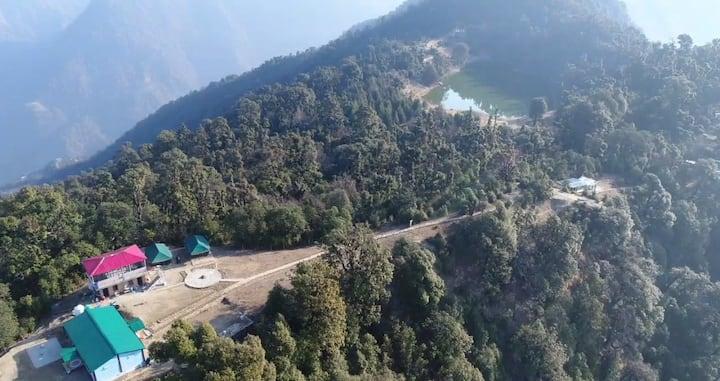 Magpie Eco Retreat Deoriatal, Sari,Uttarakhand