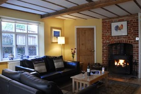 Characterful Cottage in Blaxhall - Blaxhall