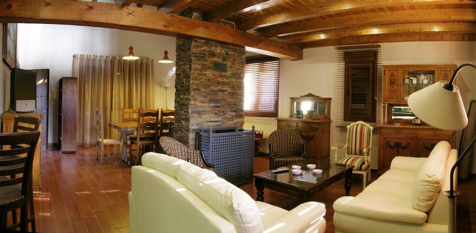 Estupenda Casa rural para 10  - Peñalba de Ávila - Casa