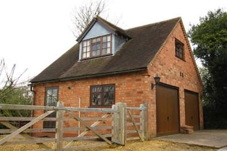Ideal Barn retreat for Stratford - Warwickshire - Pis