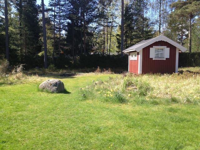 House in the Stockholm Archipelago - Värmdö