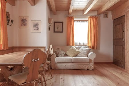 Ciandolada, for a fairytale stay in the mountains - Peaio - Apartemen