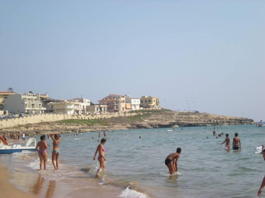 Spiaggia di Cava D'Aliga