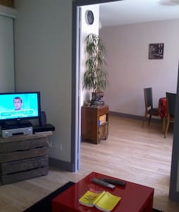 Pézenas Plein centre grand T3 !!! - Pézenas - Apartment
