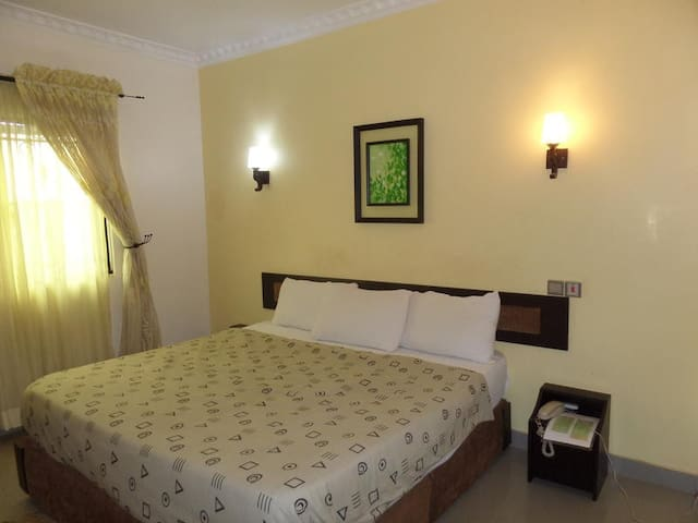 SpringHills Hotels (Ilesha)- Executive Room