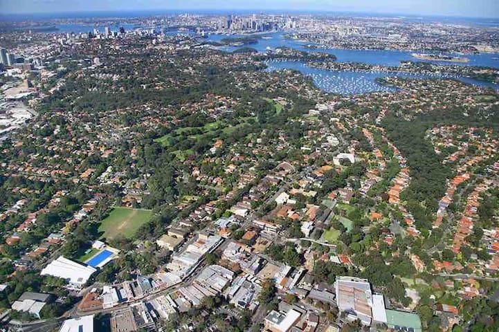 North Sydney Holiday House
