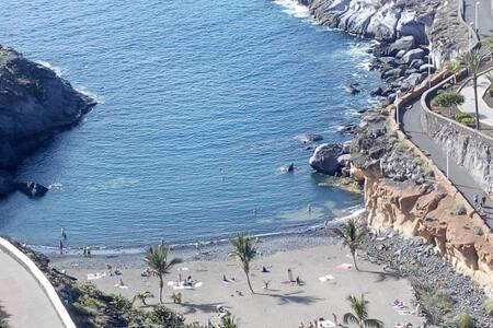 Primera linea de playa en Playa Paraíso.