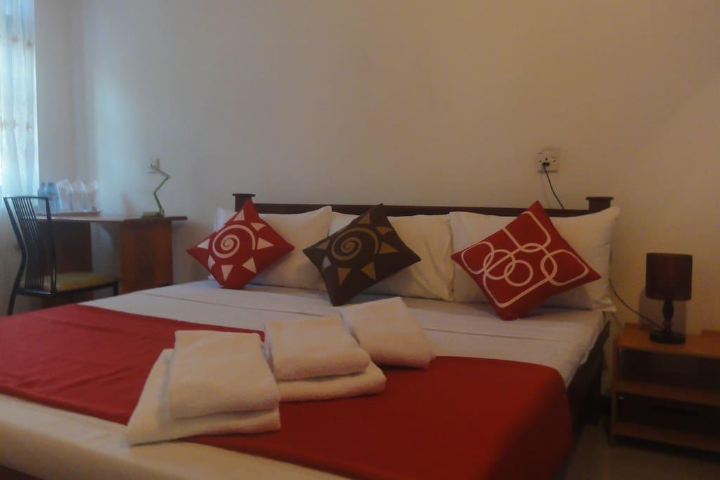 Deluxe Triple Bed Room