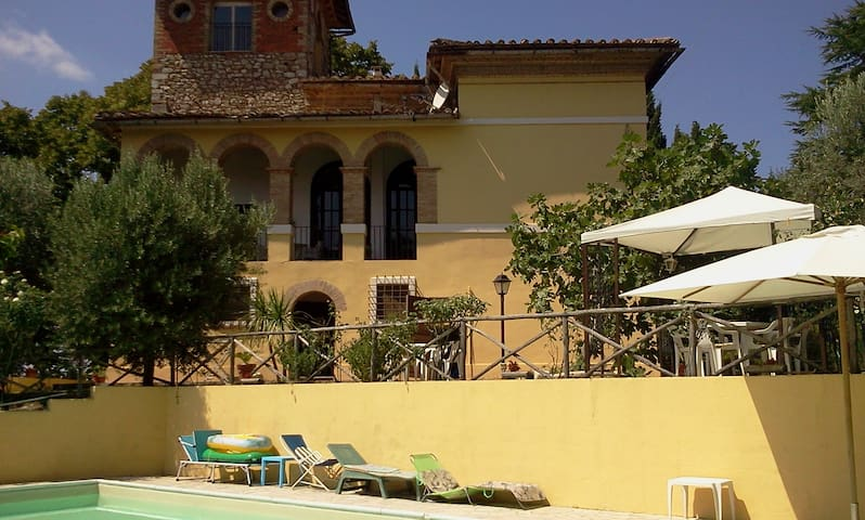 Villa Gabriella - Calvi Dell'umbria