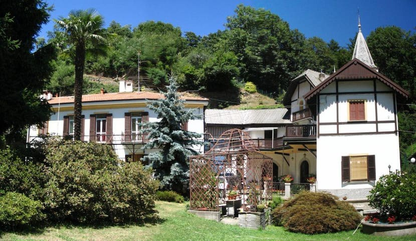 Villa Ombrosa - Nebbiuno - Apartment