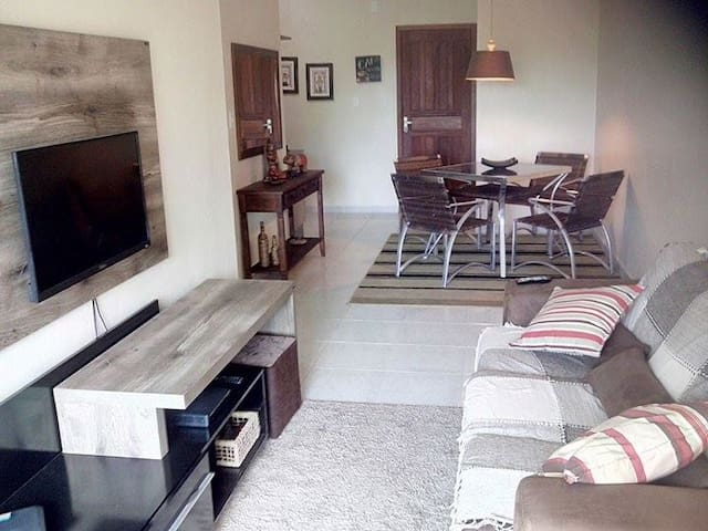 Apartamento Novo e sossegado nos Ingleses - Florianópolis - Lägenhet