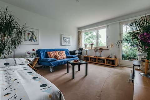 Discover Zürich & relax comfortably