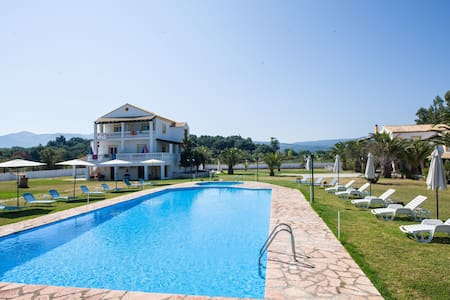 Corfu Sea Palm Residence Apartment Atlantis*** - Wohnung
