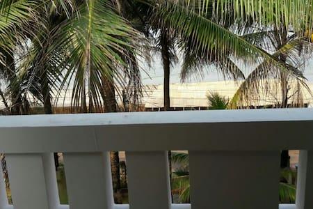 Luxury 3 bedroom beach apartment @ Ashvem beach - Appartamento