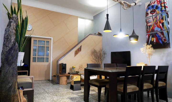 Yilan Yilan 001|Cozy Private 4beds Room