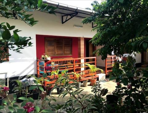Residência Tia Ana, em Guadalupe