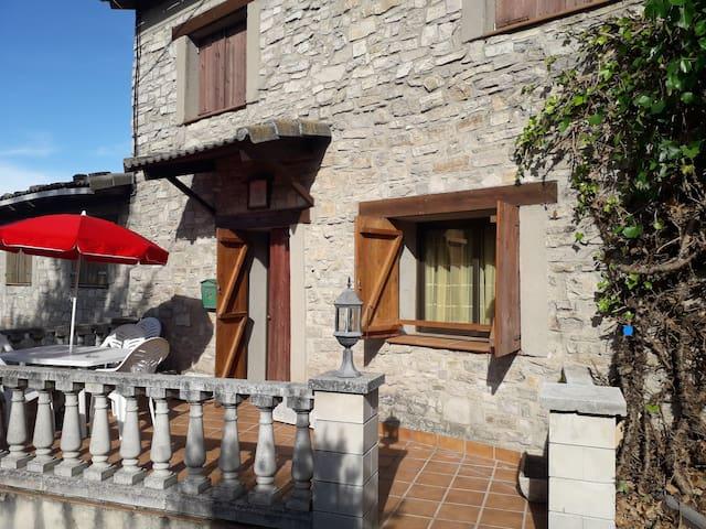 Casa con vistas en Belmunt de Segarra