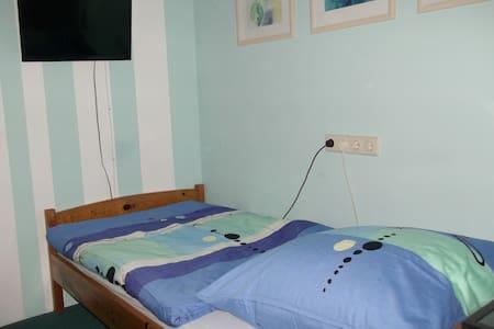 Zweibettzimmer im EG - Schwarzenbruck