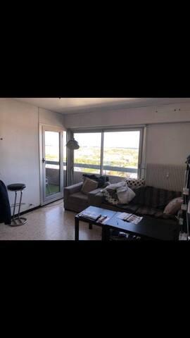 Appartement dans quartier nord  calme Montpellier
