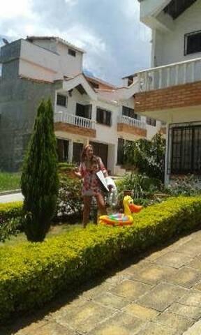 Acogedora casa en el socorro Santander - Socorro - Talo