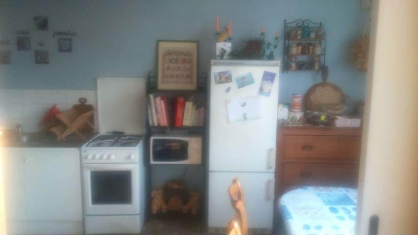 Appartement calme et simple situé près du centre - Rumilly - Lägenhet