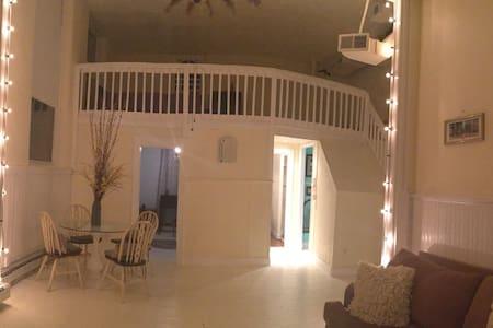 Private luxury loft