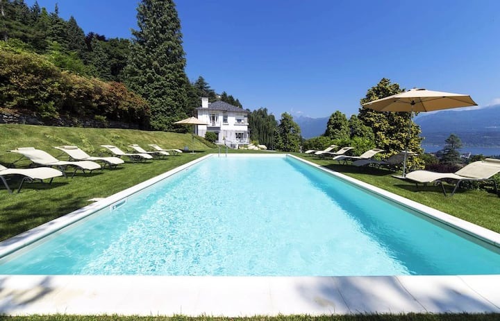 Refined luxury villa with pool! - Villa Ermelinda