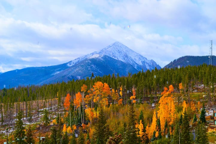 Best views and trail access in Summit County! - Silverthorne - Apartament