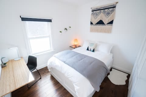 Lake Merritt Room in beautifully designed home
