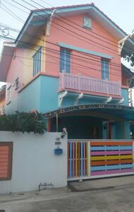 Дом в Паттайе. 2 Джомтьен. - Pattaya - Haus